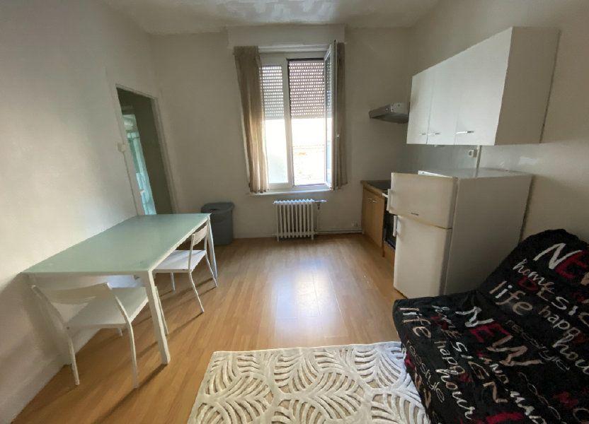 Appartement à louer 34.25m2 à Béthune
