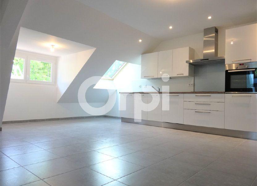 Appartement à louer 50.28m2 à La Motte-Servolex