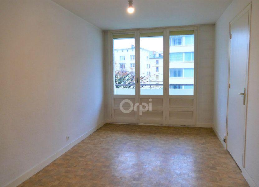 Appartement à louer 43.77m2 à Chambéry