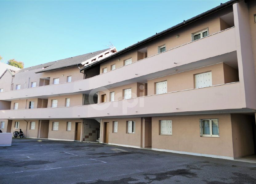 Appartement à louer 14.25m2 à Chambéry