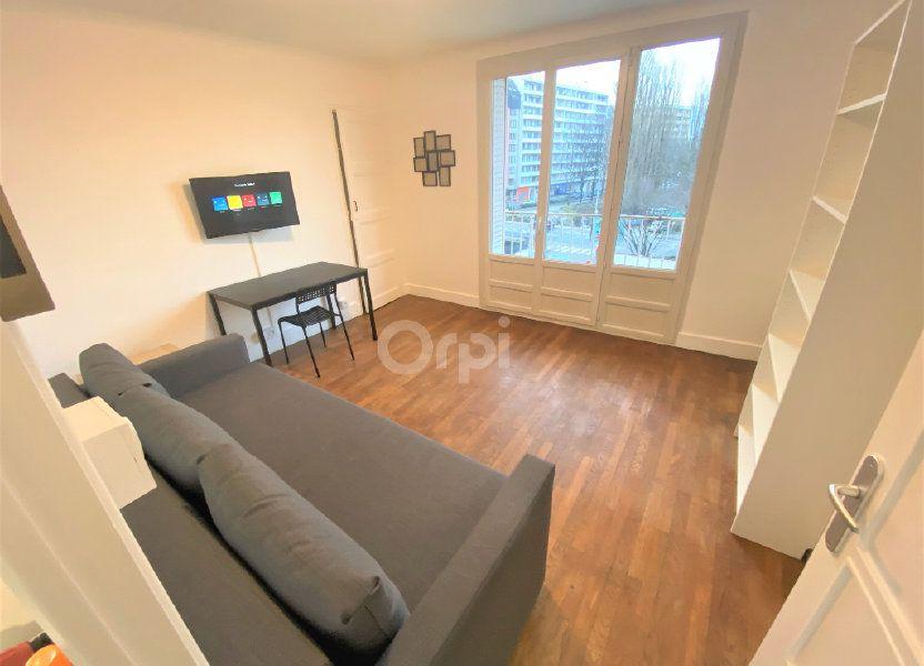 Appartement à louer 14.72m2 à Chambéry