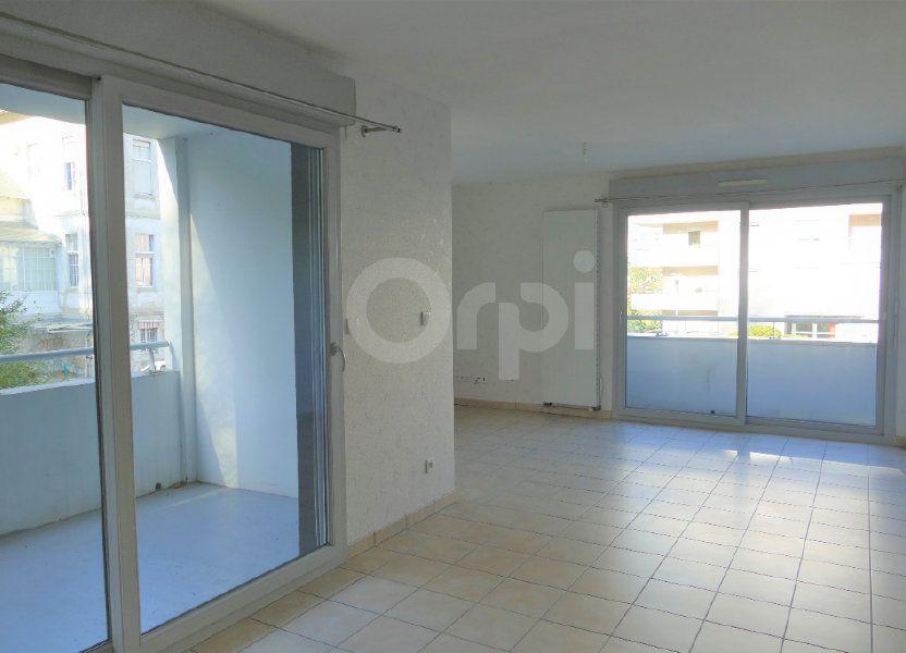 Appartement à vendre 81.22m2 à Chambéry