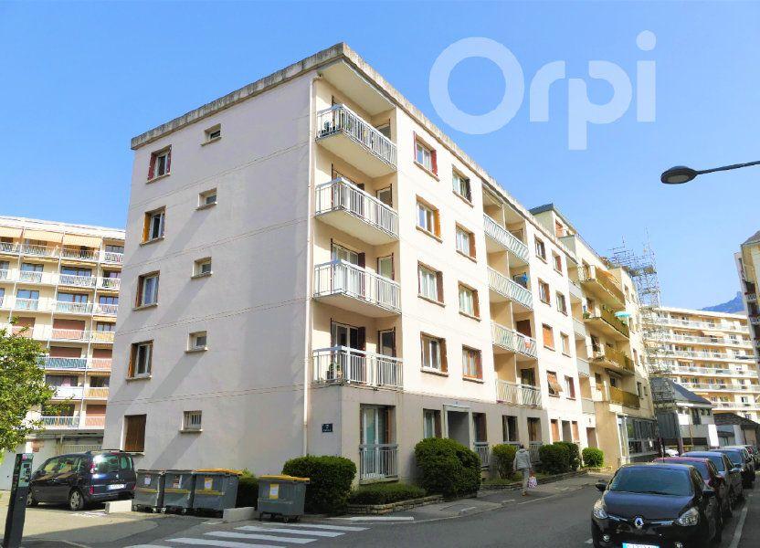 Appartement à vendre 65.43m2 à Chambéry
