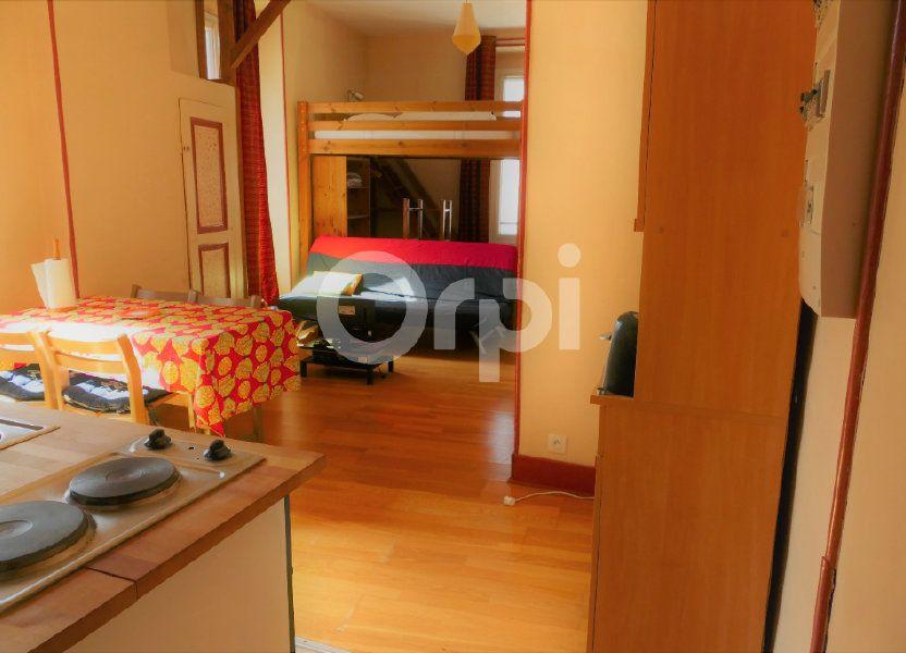 Appartement à louer 31m2 à Chambéry