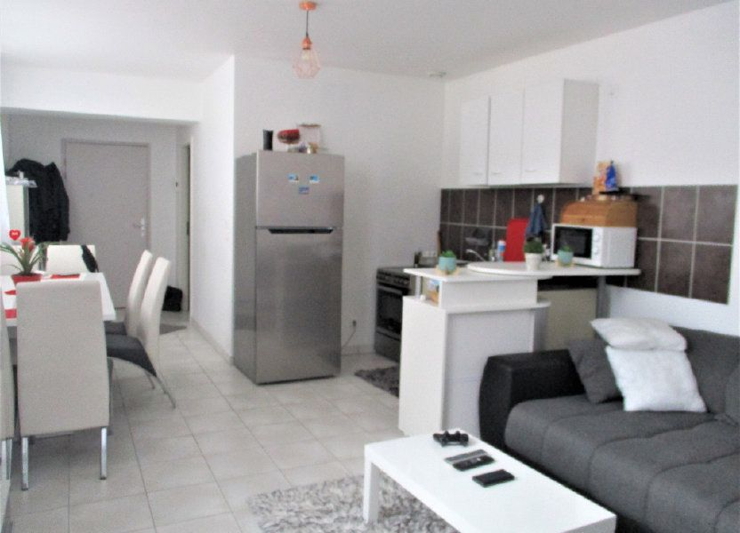 Appartement à louer 52.65m2 à Hayange