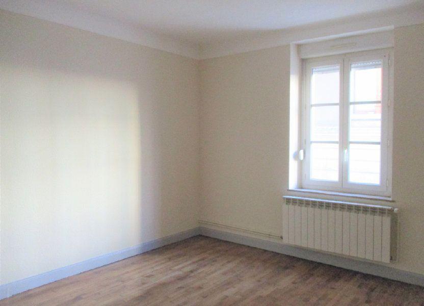 Appartement à louer 55m2 à Hayange