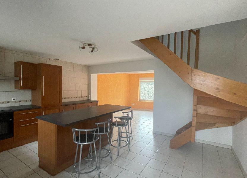 Appartement à vendre 71.69m2 à Fontoy
