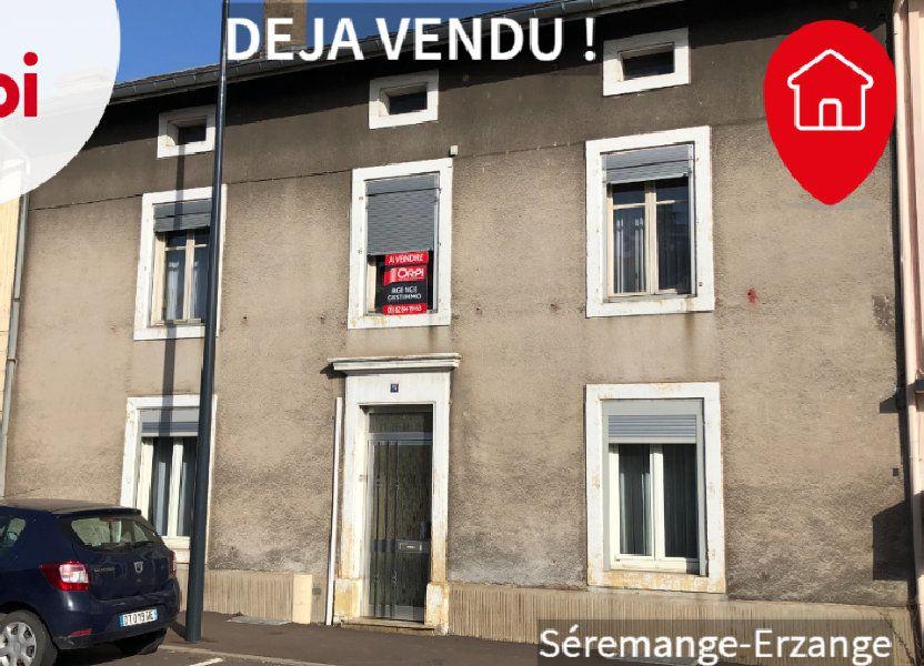 Maison à vendre 186.36m2 à Serémange-Erzange