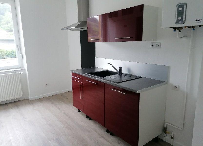 Appartement à louer 54m2 à Algrange
