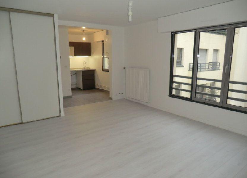 Appartement à louer 31.11m2 à Vanves