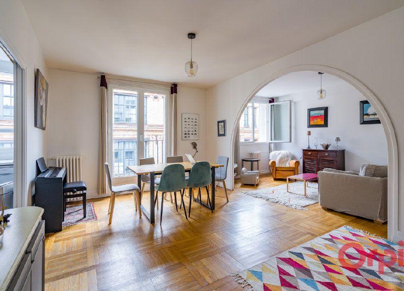 Appartement à vendre 74m2 à Paris 15