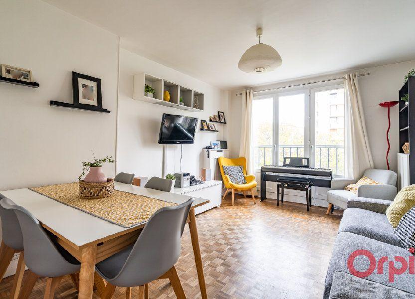 Appartement à vendre 72.09m2 à Vanves