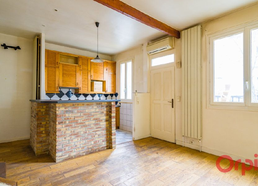 Maison à vendre 55.54m2 à Vanves
