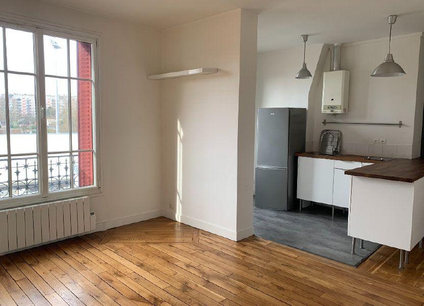 Appartement à louer 36.15m2 à Malakoff