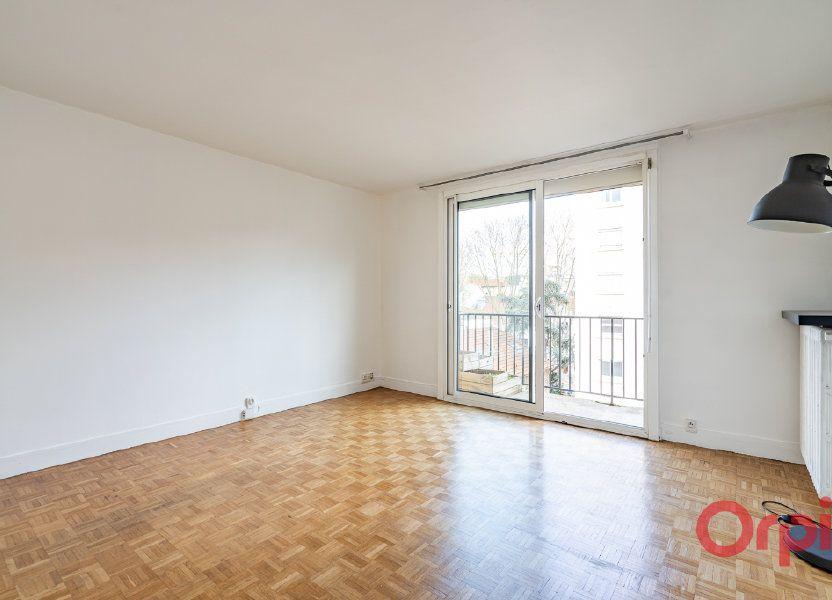 Appartement à vendre 55.66m2 à Vanves