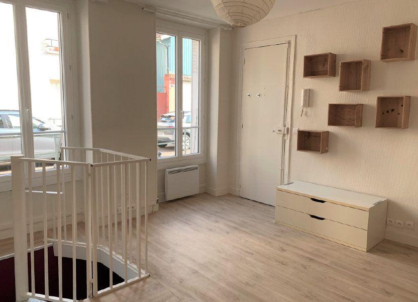 Appartement à louer 42.03m2 à Vanves