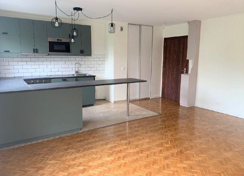 Appartement à louer 53.18m2 à Vanves