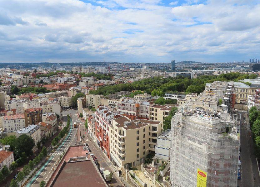 Appartement à louer 43.63m2 à Vanves