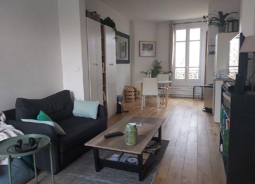 Appartement à louer 42.47m2 à Vanves