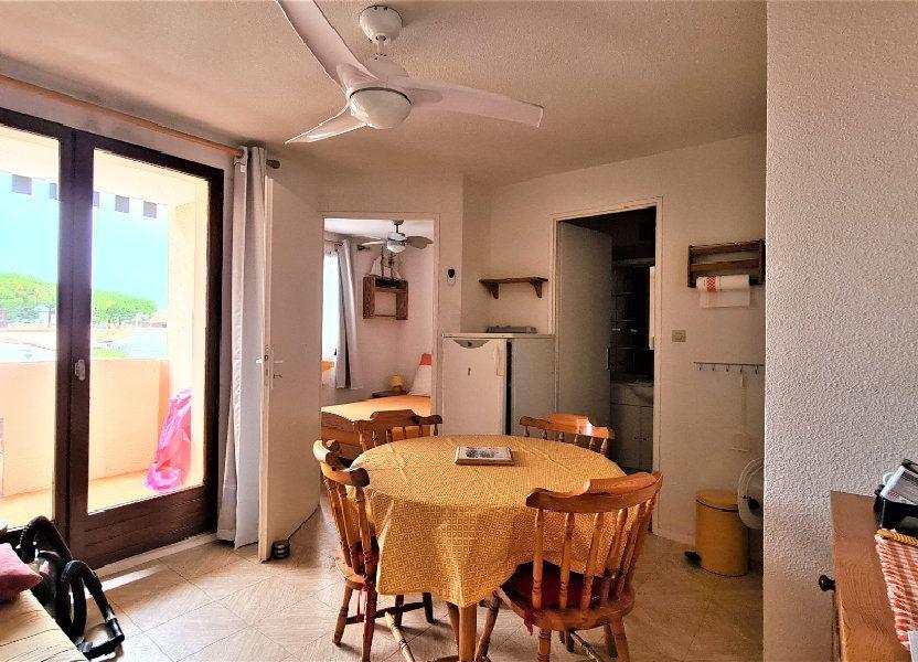 Appartement à vendre 25m2 à Leucate