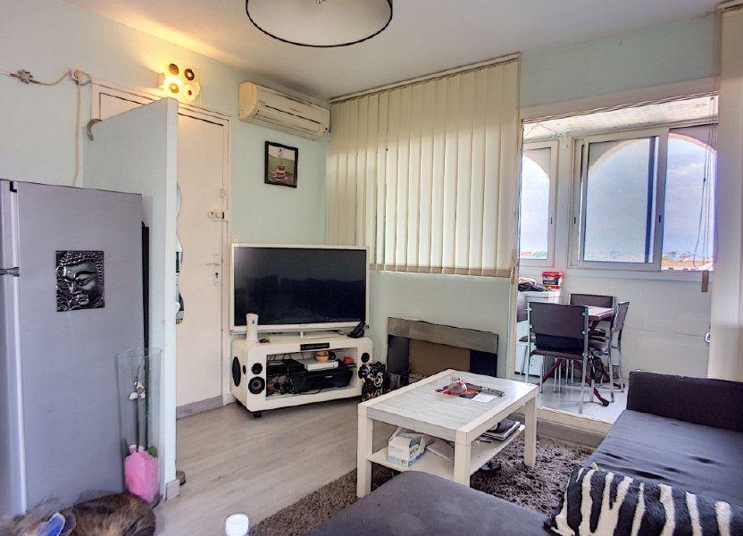 Appartement à vendre 38m2 à Le Barcarès
