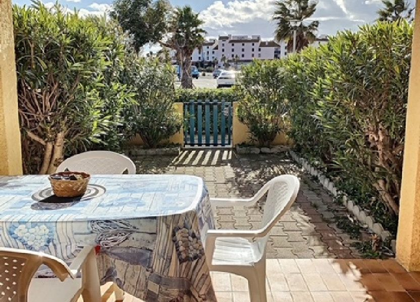 Maison à vendre 29m2 à Le Barcarès