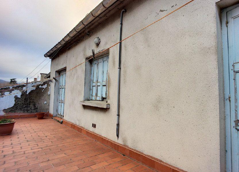 Maison à vendre 100m2 à Saint-Paul-de-Fenouillet