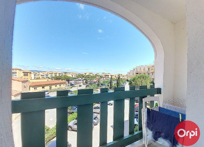 Appartement à vendre 11m2 à Le Barcarès