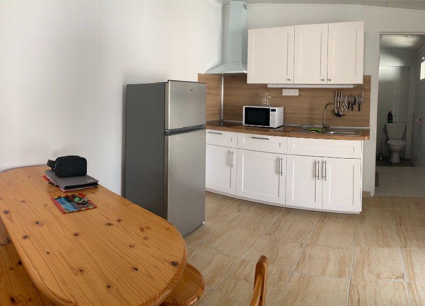 Appartement à louer 25m2 à Canet-en-Roussillon