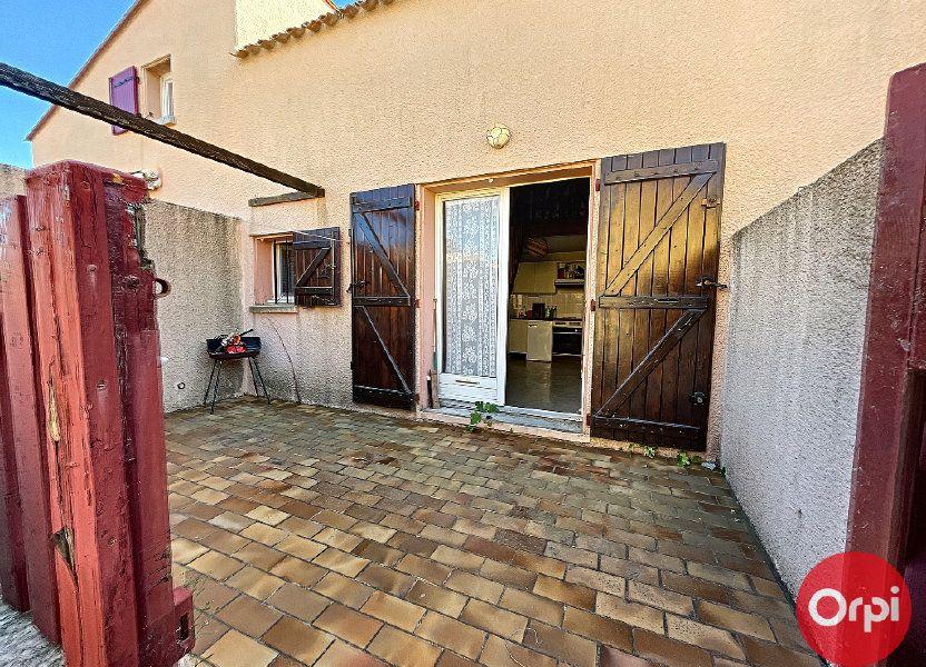 Maison à vendre 37.63m2 à Le Barcarès