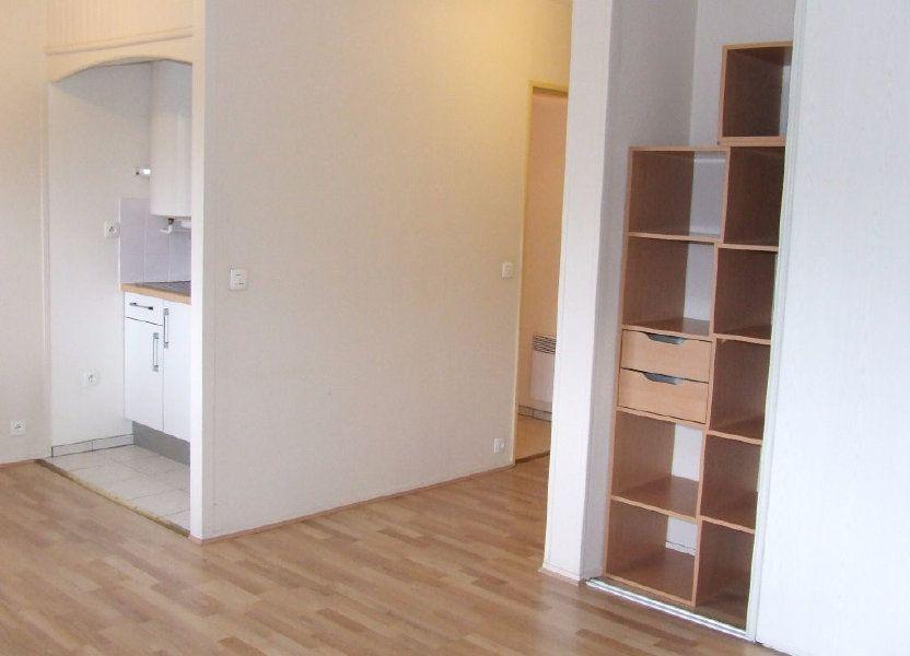 Appartement à louer 25m2 à Noisiel