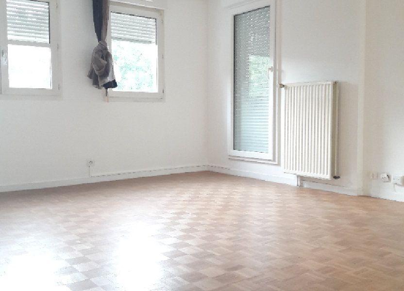 Appartement à louer 62m2 à Torcy