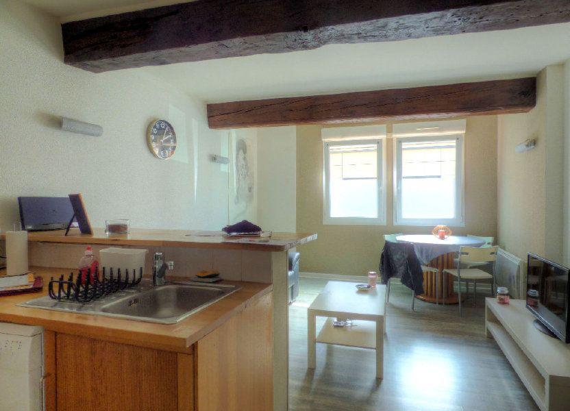 Appartement à louer 44m2 à Mâcon