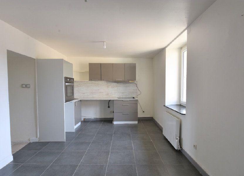 Appartement à louer 34.99m2 à Mâcon