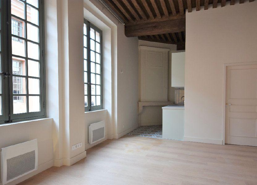 Appartement à louer 35m2 à Mâcon