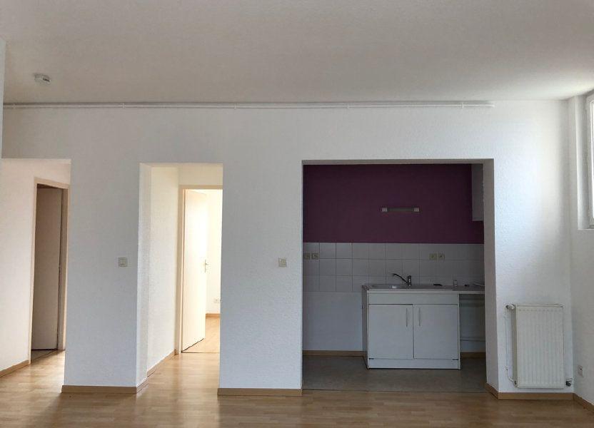Appartement à louer 55m2 à Hauteville-Lompnes