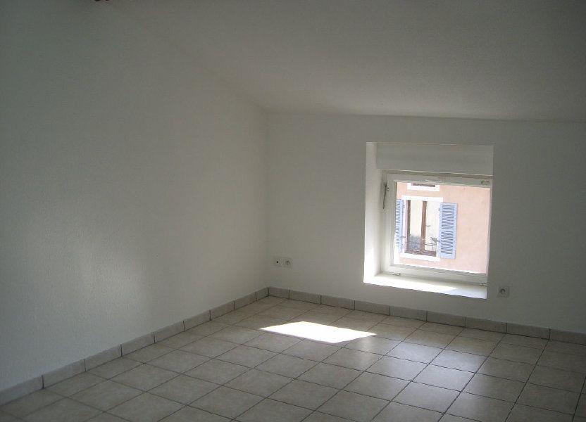 Appartement à louer 16.97m2 à Bourg-en-Bresse