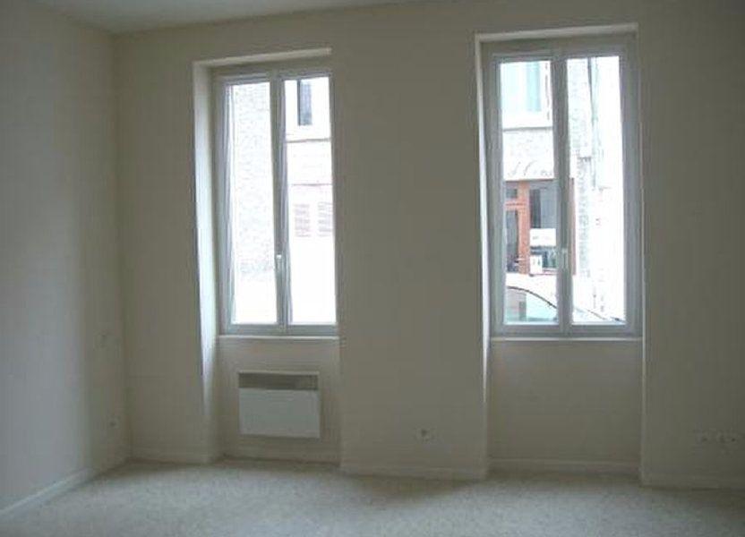 Appartement à louer 25.77m2 à Vonnas