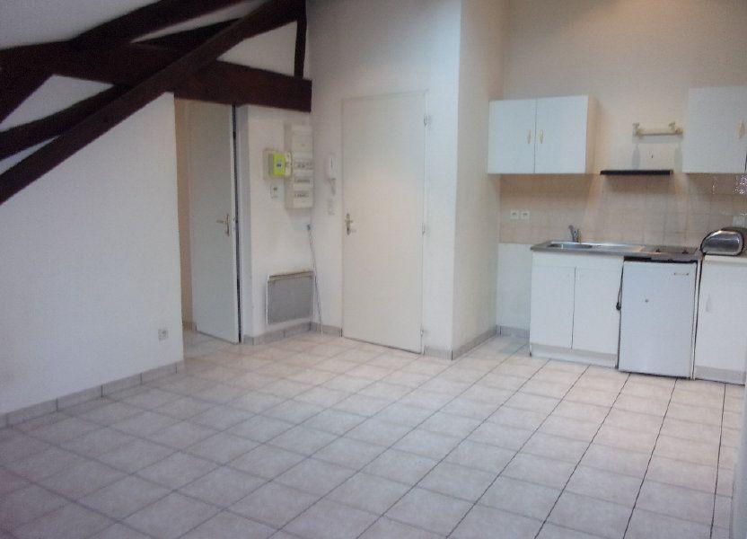 Appartement à louer 29.34m2 à Bourg-en-Bresse
