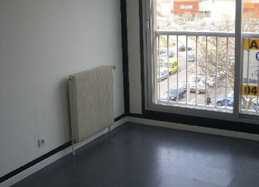 Appartement à louer 48.46m2 à Bourg-en-Bresse
