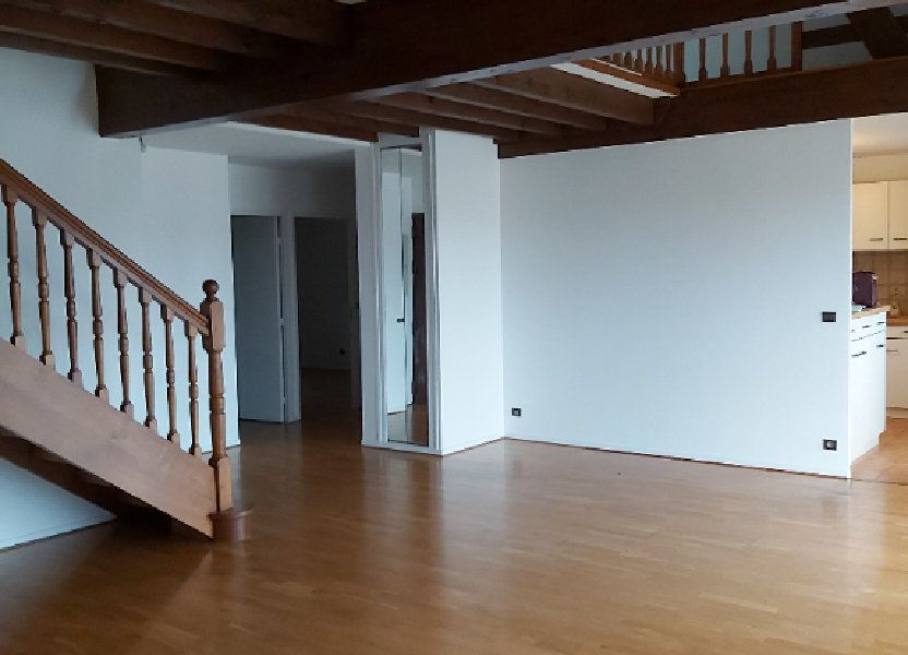 Appartement à louer 128.6m2 à Bourg-en-Bresse