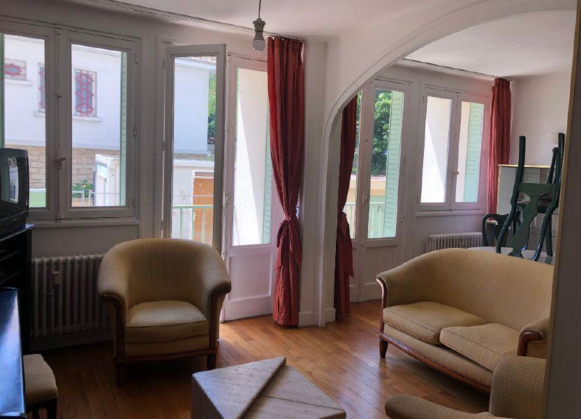 Appartement à louer 69.4m2 à Bourg-en-Bresse