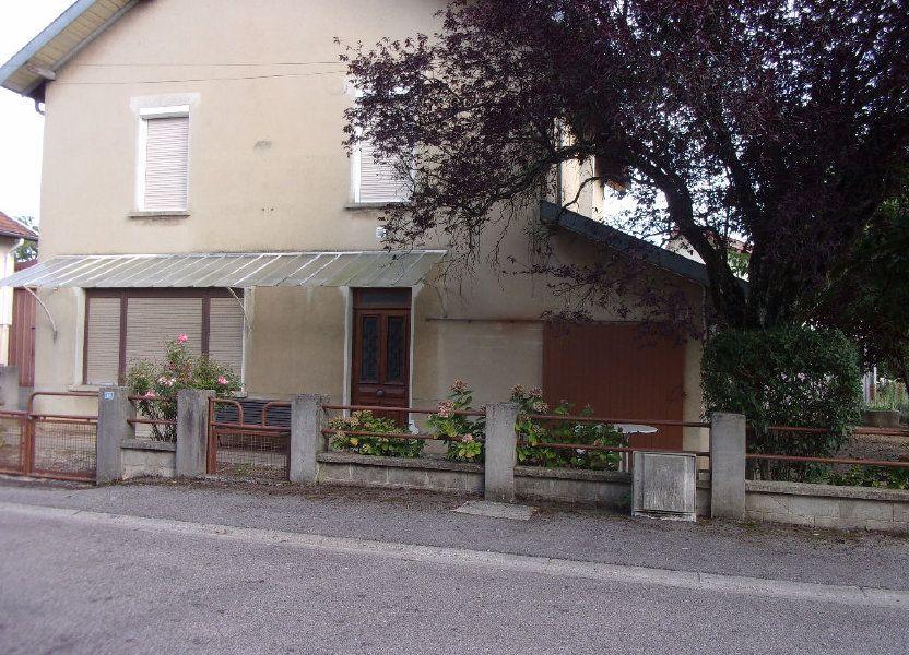 Maison à louer 152.41m2 à Péronnas