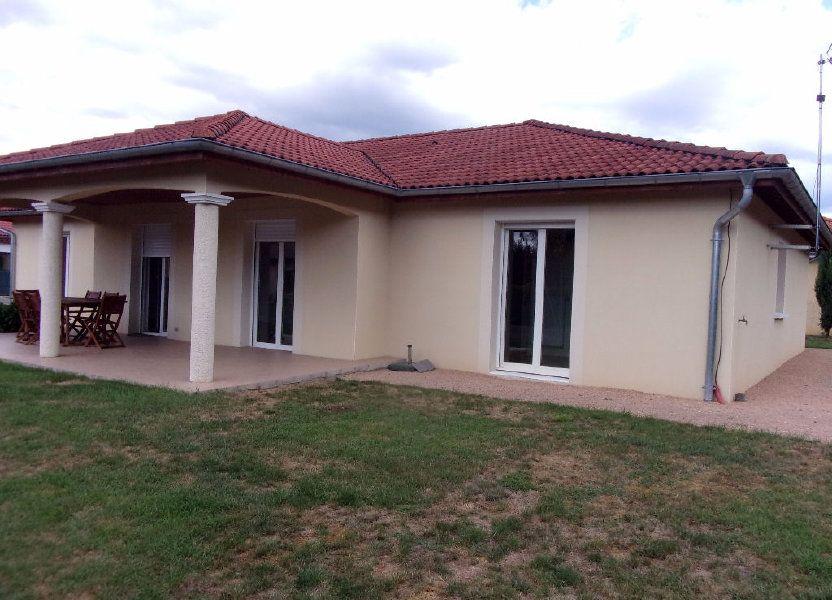 Maison à louer 129.7m2 à Viriat