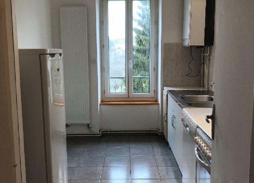 Appartement à louer 40m2 à Hauteville-Lompnes
