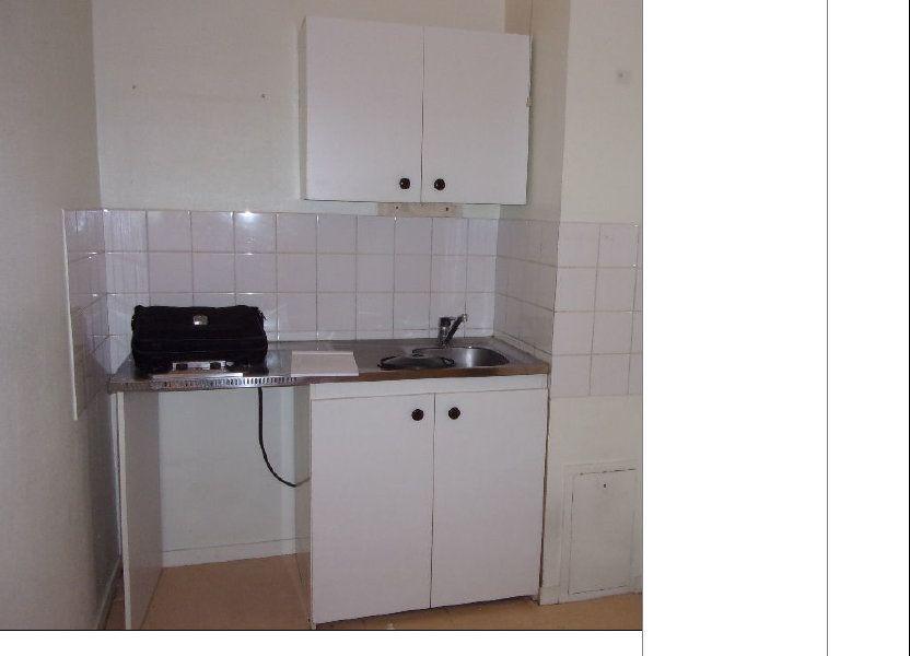 Appartement à louer 30.1m2 à Oyonnax