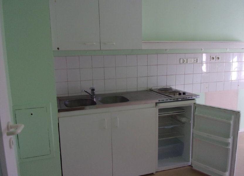 Appartement à louer 34.2m2 à Oyonnax