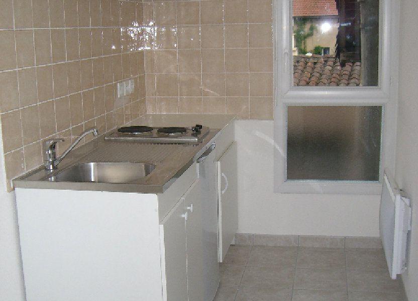Appartement à louer 36m2 à Bourg-en-Bresse