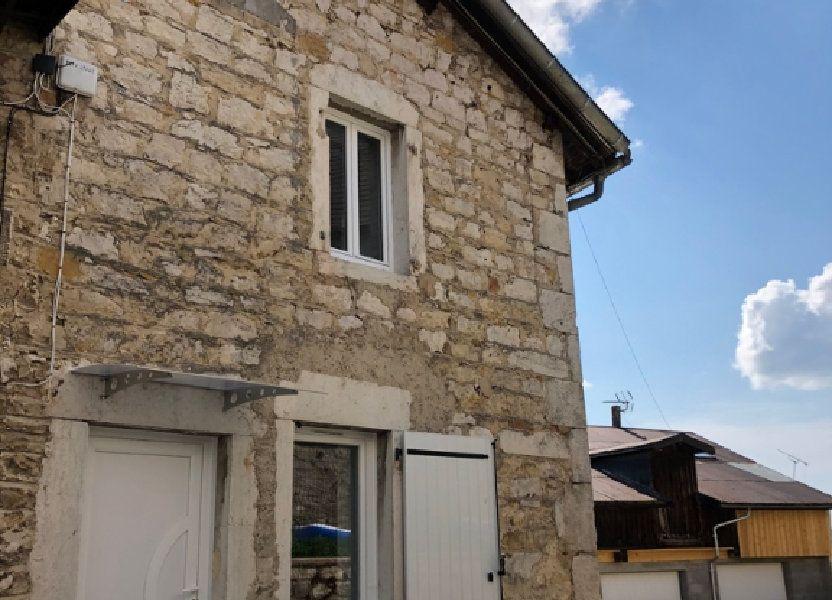 Maison à louer 40.9m2 à Hauteville-Lompnes