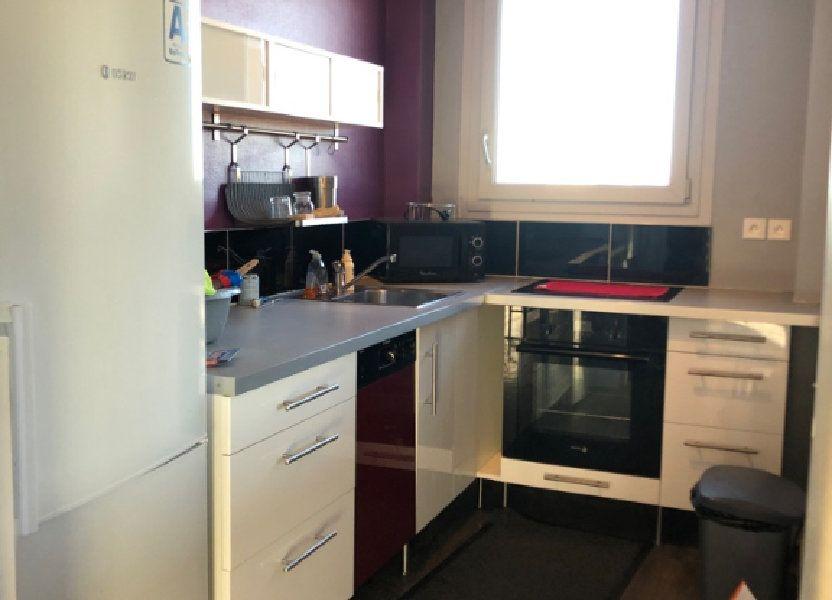 Appartement à louer 53m2 à Bourg-en-Bresse